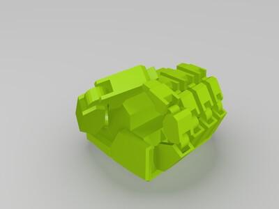 高达-3d打印模型