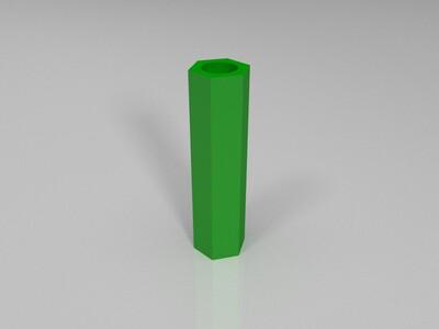 隔离柱 -3d打印模型