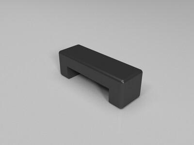 打印机桥接测试 -3d打印模型
