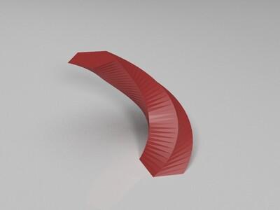 正多边形(圆)的线性拉伸