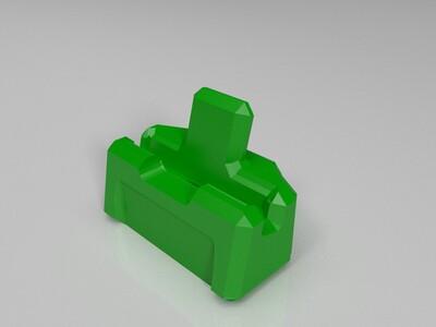 手机平板充电底座-3d打印模型