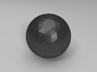 球体-3d打印模型