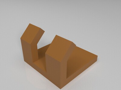 挂钩-3d打印模型