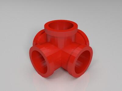 管道-3d打印模型
