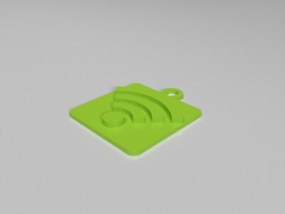 WiFi-3d打印模型