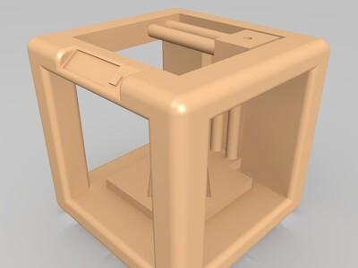 闪铸Finder打印机-3d打印模型