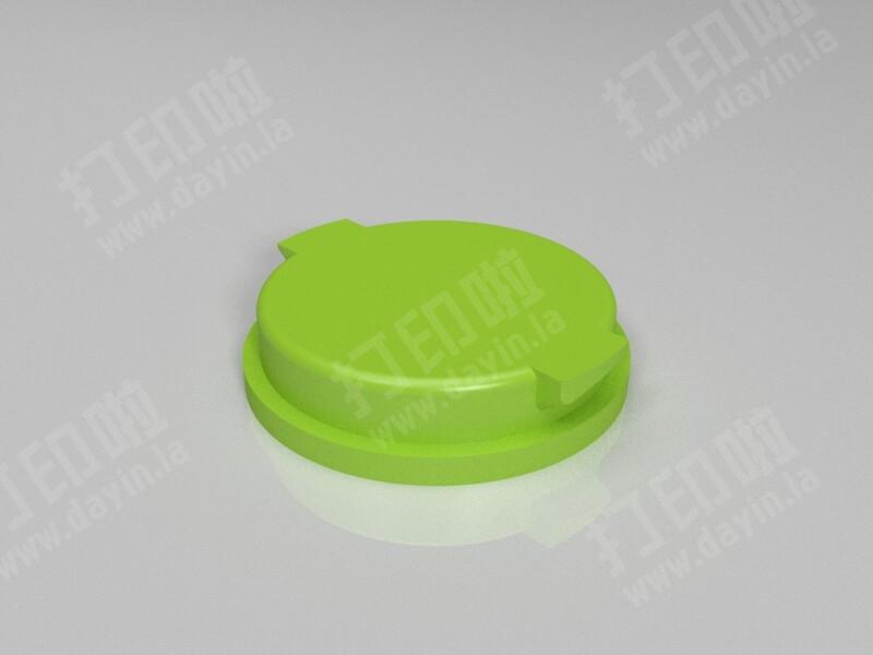 小黄人存钱罐-3d打印模型