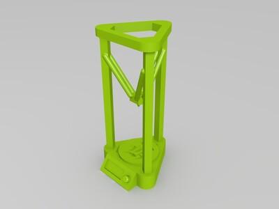 Delta 3D打印机-3d打印模型