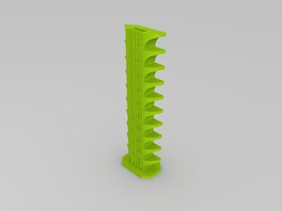 测温模型-3d打印模型