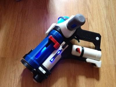 美的冰枪-3d打印模型