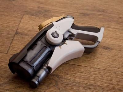 天使的副武器-3d打印模型