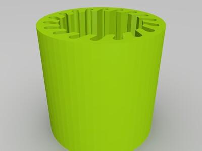 打印直线轴承-3d打印模型