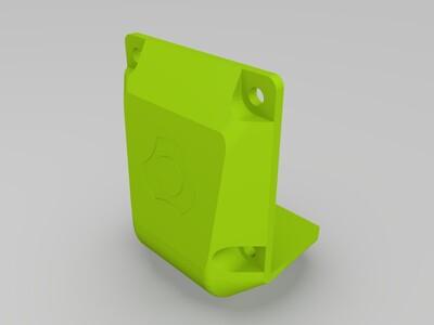 风扇导风罩-3d打印模型