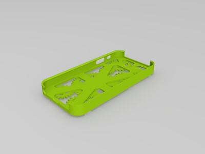 iphone手机壳-3d打印模型