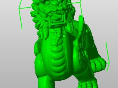 麒麟摆件-3d打印模型