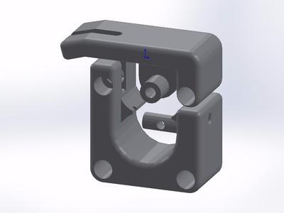 UM2送丝机-3d打印模型