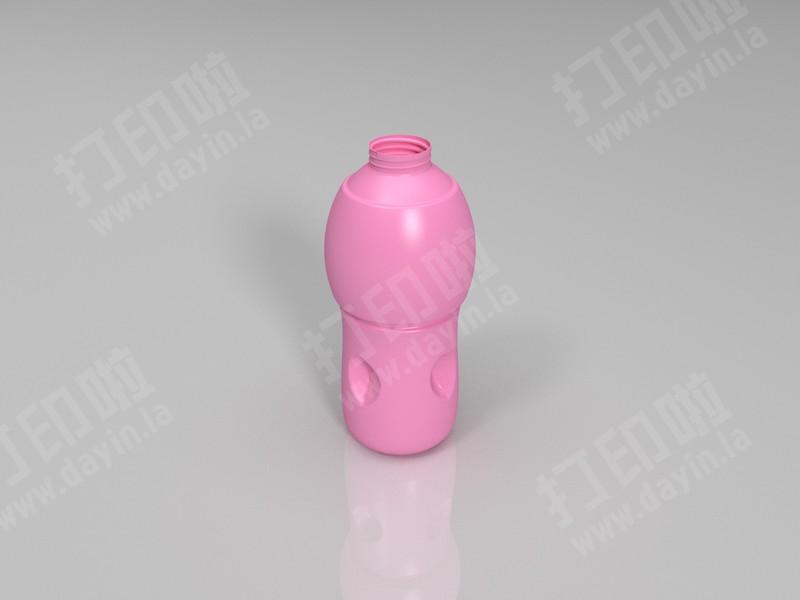 饮料瓶-3d打印模型