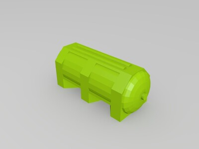 空间站-3d打印模型