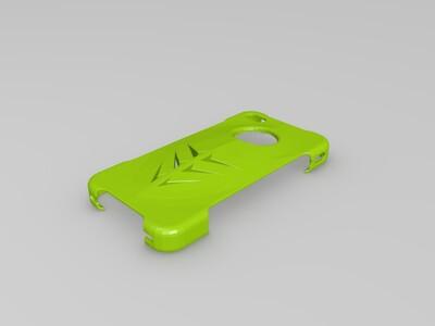 iphone4-3d打印模型