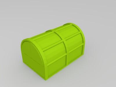 外星住宅-3d打印模型