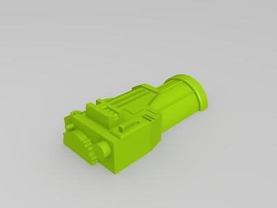三叶虫-3d打印模型