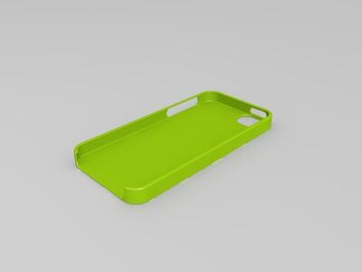 守望先锋手机壳-3d打印模型