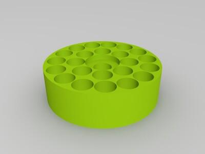 马克笔架-3d打印模型