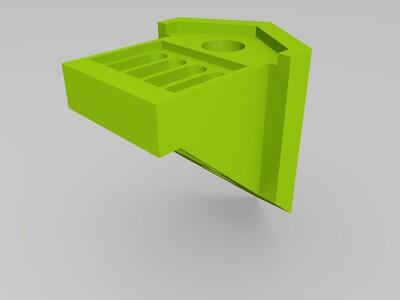 圣潘克拉斯火车站-3d打印模型