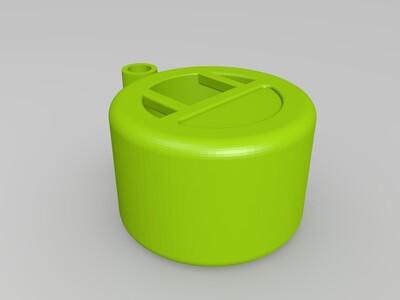 幸福摩天轮-3d打印模型