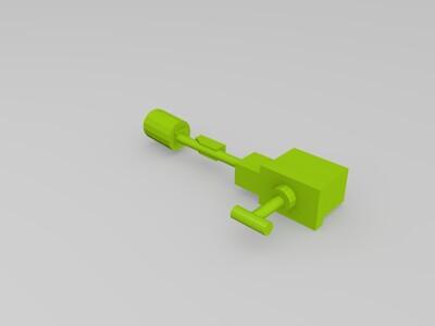 宇航舱-3d打印模型