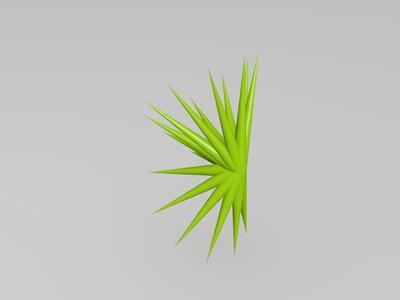 针刺-3d打印模型