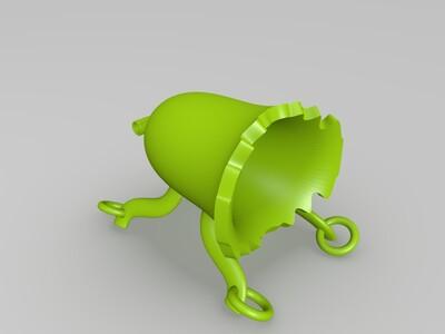 窗-花盆-3d打印模型