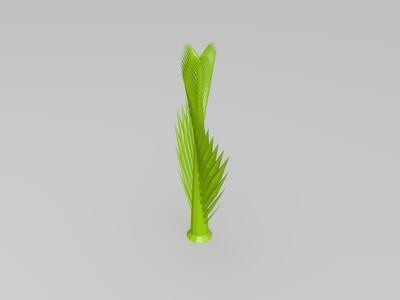 大树-3d打印模型