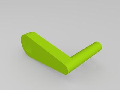 齿轮转动-3d打印模型
