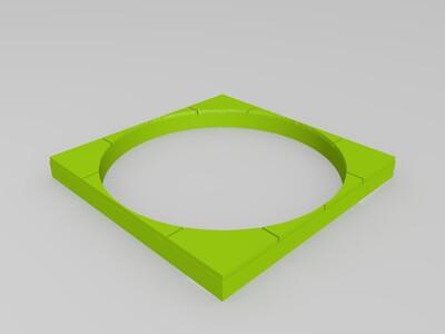 魔法阵-3d打印模型
