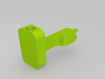 枪支-3d打印模型