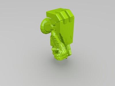 Pokemon 精灵合集-3d打印模型