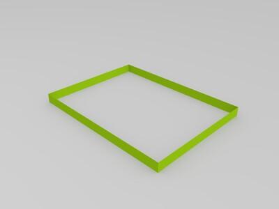 Q版十二生肖收纳-3d打印模型