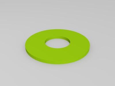 耗材样品-3d打印模型