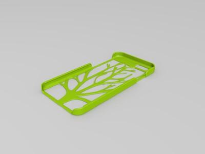 iphone 6 手机壳-3d打印模型