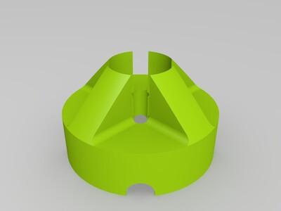 3D打印笔支架-3d打印模型