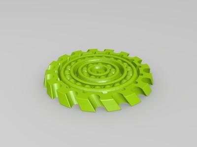 齿轮-3d打印模型