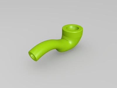 烟斗-3d打印模型