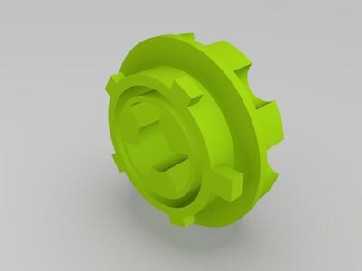 转块-3d打印模型