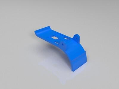 手机支架夹-3d打印模型
