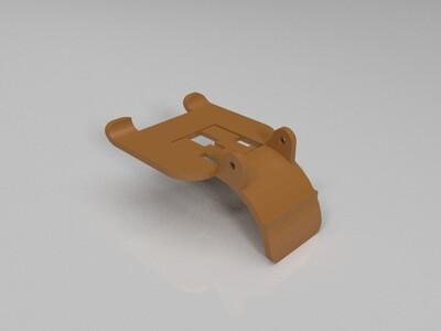 手机支架宽夹-3d打印模型