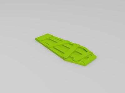 万圣节棺材-3d打印模型