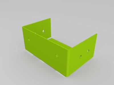 角盒-3d打印模型
