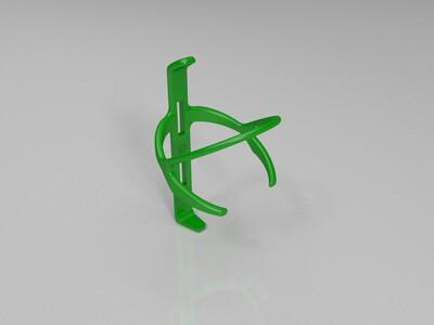 公路车水壶座-3d打印模型