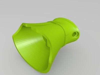 星球大战KREN Q版摆件-3d打印模型